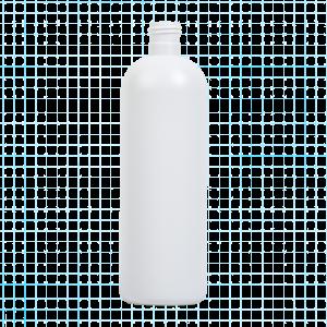 HDPE Royalty Round Bottle