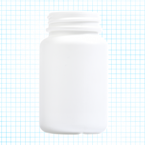 HDPE Vitamin Packer Bottle